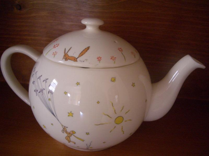 Petit Prince teapot