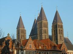 Tournai : la cathédrale
