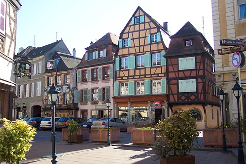 Travelogue Of An Armchair Traveller Colmar Tropicale A
