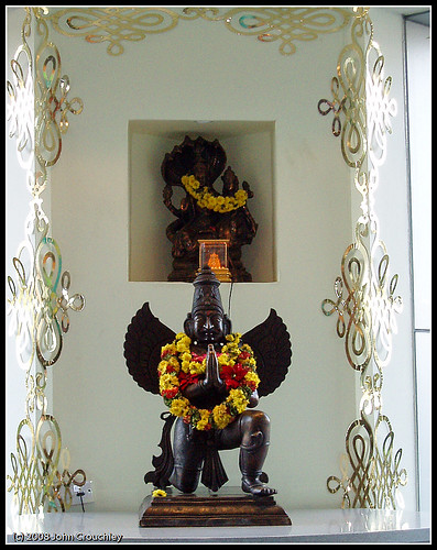 Shrine in Guranda Mall