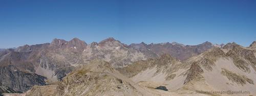 Panoramica desde Pico Bacias