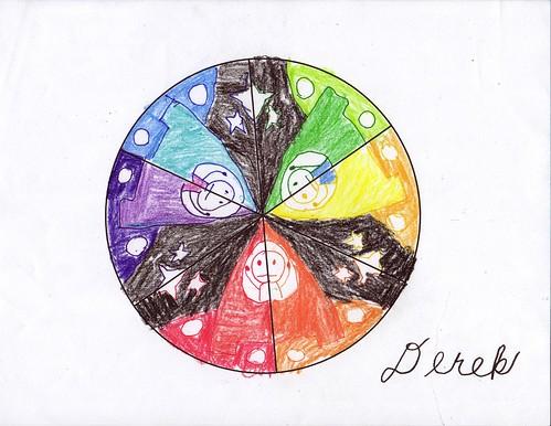 D's Rocket Wheel