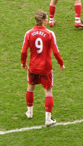 Fernando Torres Spain Liverpool