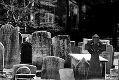 tombstones (B.Collins) Tags: bw nikon tombstones decayed d80 amazingamateur theunforgettablepictures betterthangood tup2