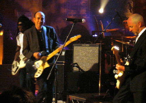MICK JONES & CARBON/SILICONE
