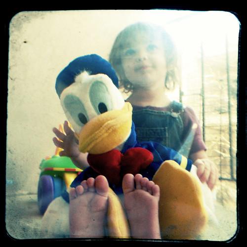 V & Donald 1
