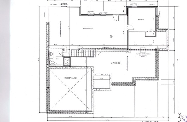 Basement house plans at family home plans