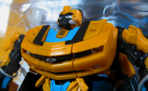 Transformers Movie Bumblebee (Target Cylinder Exlusive)