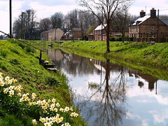 Upwell a Fenland  Village (saxonfenken) Tags: flowers england creek river spring norfolk explore april thumbsup 2008 fen cambridgeshire upwell fenland yourock e500 960 bigmomma gamewinner abigfave ultimateshot brillianteyejewel flickrslegend friendlychallenges absolutelystunningscapes flickrlovers pregamewinner