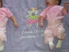 Emma's blankie (Small)