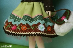 Dreamy Melody / dress detail
