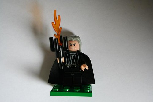 The Steward of Gondor by Mr Spielbrick.