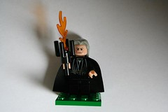 The Steward of Gondor (Spielbrick Films) Tags: lego lotr lordoftherings minifig denethor johnnoble