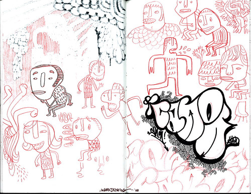 sketchbook swooning 2