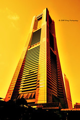 the LANDMARK TOWER yokohama (.niCky.) Tags: urban building tokina explore yokohama mm21 minatomirai landmarktower skyscaper sakuragicho  aplusphoto 1116mm tokina1116mm