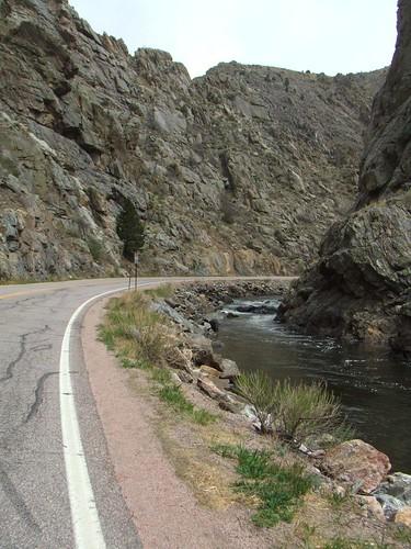 Poudre Canyon 20 min V02 intervals
