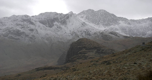 Paseando por las faldas del Snowdon. Por Gales (8)