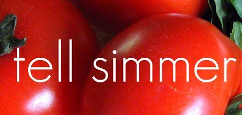 tell simmer
