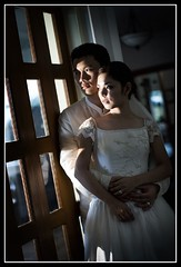 Wedding: Eliel & Madel (Lito Inso) Tags: wedding light shadow love photography groom bride couple photographer cebu lito cebusugbo inso