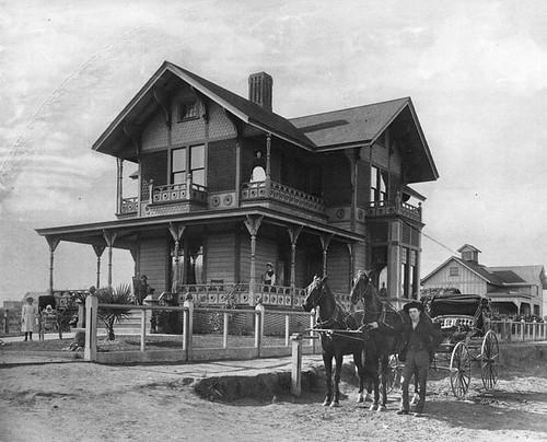 James H. Dodson Residence