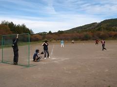 Baseball (LuisJouJR) Tags: viajes tateshina keio japn