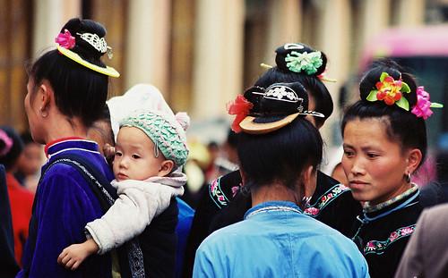 Xijiang-Hua Miao ladies2