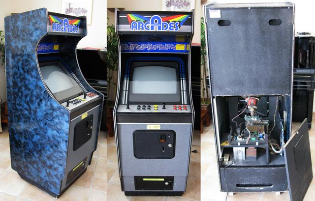 borne arcade jamma