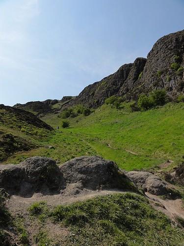 Cave Hill Scene