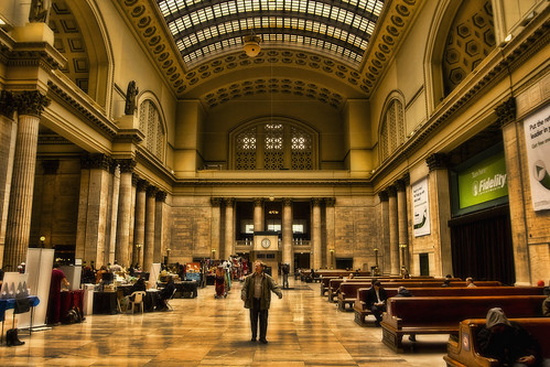Union Station. Chicago, IL