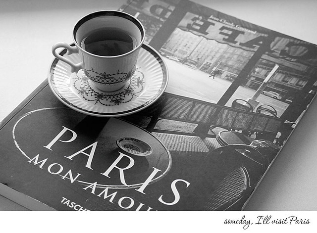 Someday, I'll visit PARIS