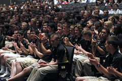 Summer Leaders Seminar (West Point - The U.S. Military Academy) Tags: summer training army exercise military pt admissions westpoint sls cadets cadet corpsofcadets usma summerleadersseminar