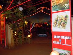 Dum biryani & Kebabs