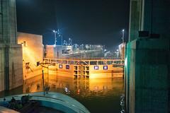Three Gorges Dam - Passing through the locks (CamelKW) Tags: cruise ship dam cruiseship yangtzeriver rivercruise threegorgesdam shiplock thethreegorges china2013