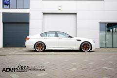 BMW M5 F10 ADV08 Track Spec SL (ADV1WHEELS) Tags: track f10 sl bmw m5 spec concave adv1 forgedwheels advanceone deepconcave slseries adv1wheels adv08 advone adv08tssl