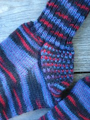 amish socks