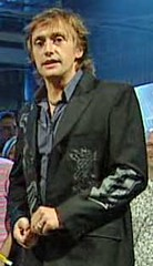 Richard Hammond on Top Gear 7 Oct 2007