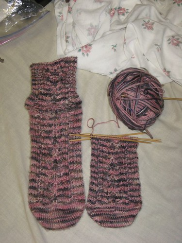 WIP: Shiny Socks