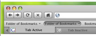 Firefox 3 in Mac OS X