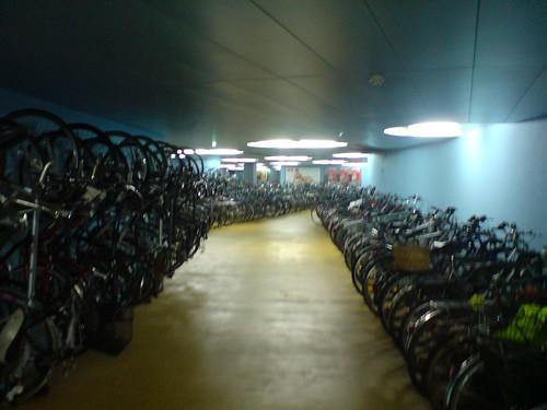 fahrrad-tiefgarage in basel
