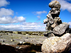 Norway - Cairns (little_frank) Tags: norway europe landscape goldstaraward noruega norvge norvege norwegen norvegia norge breathless breathtaking primordial impressive peaceful stunning nature natural unspoiled pure view panorama cairn fabulous