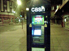 New cash point