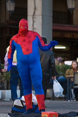 FAT SPIDERMAN!