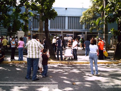 Referendum 2D Escuela Lisandro Ramirez
