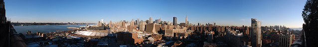 New York City Panorama 2007