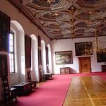 Telc: Interior of Castle