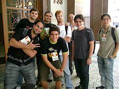 Amigos da ImproveIt no Rio On Rails