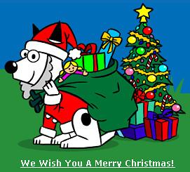 Dogpile Holiday Logo