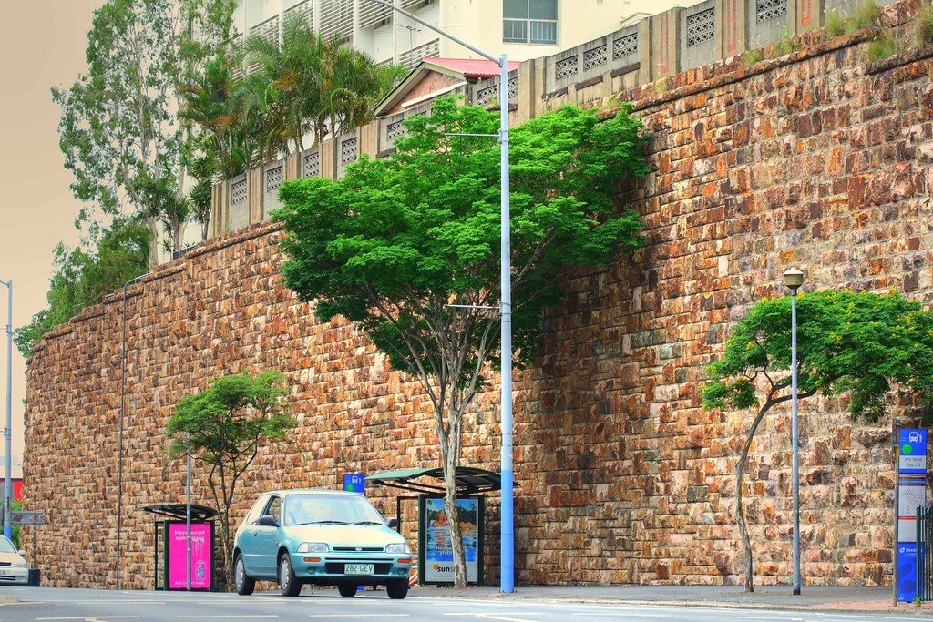 Worlds Largest Retaining Wall