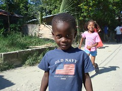 DSC00105 Childrens Day in Saman (Alan & Jackie) Tags: kids villages sosua