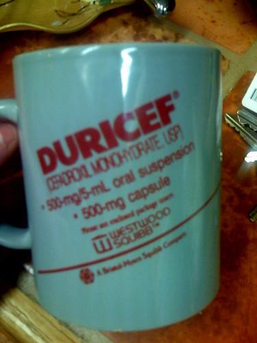 Duricef Mug